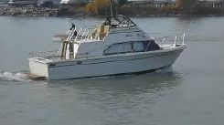 1983 Carver 33 Mariner