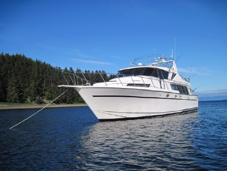 1988 Vantare Pilothouse