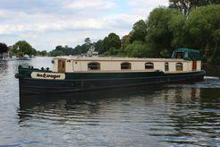 2000 Narrowboat 54' Narrowbeam Dutch Barge