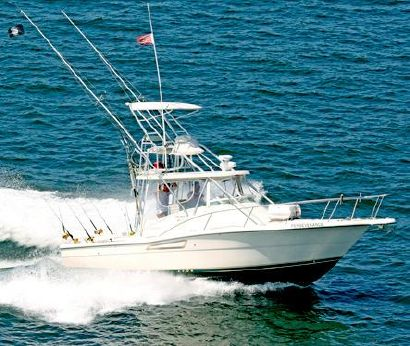 2001 Pursuit Offshore 3000
