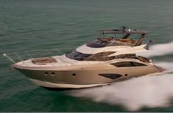 2015 Marquis 630 Sport Yacht
