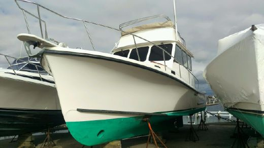 1998 Eastern Boats 31