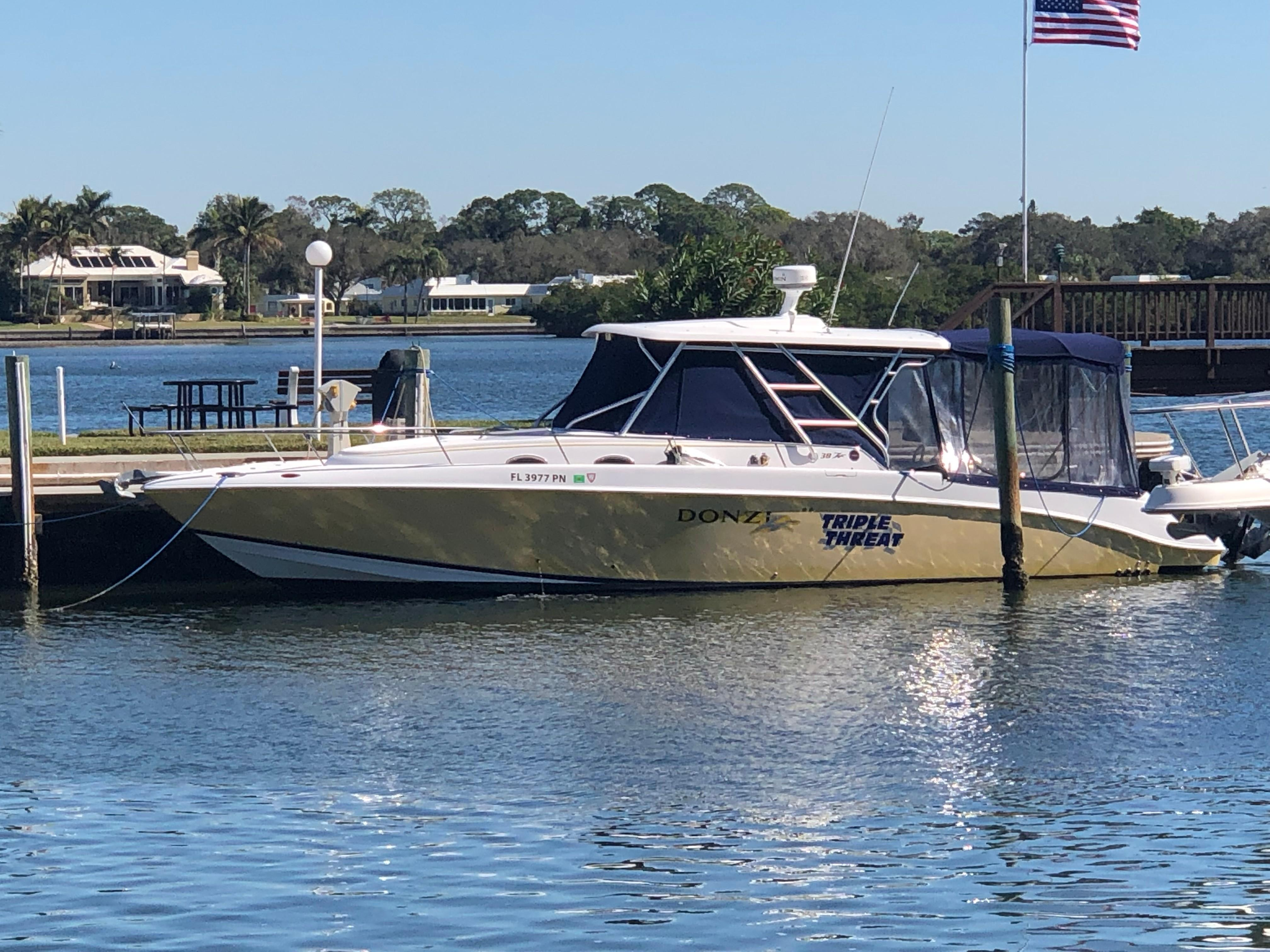 Donzi 38 Zf   New and Used Boats for Sale