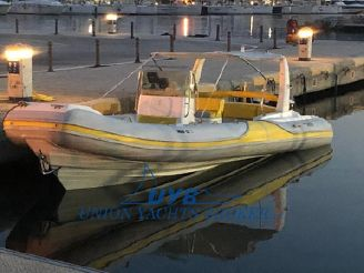 2002 Custom Marco Marine Costruzioni 23