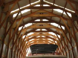 2005 Yacht Enclosure Boathouse Custom 60