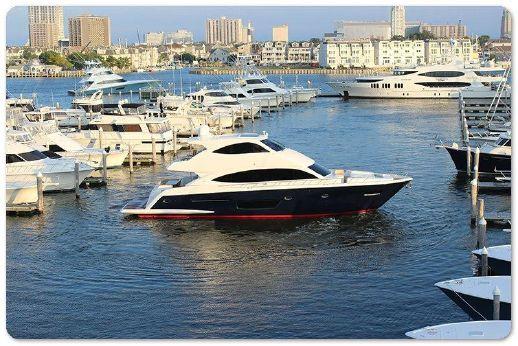 2016 Viking Motor Yacht
