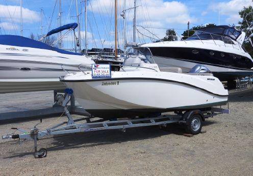 2012 Quicksilver 505 Activ