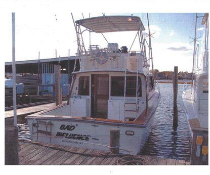 1989 Egg Harbor 35ft Sport Fisherman