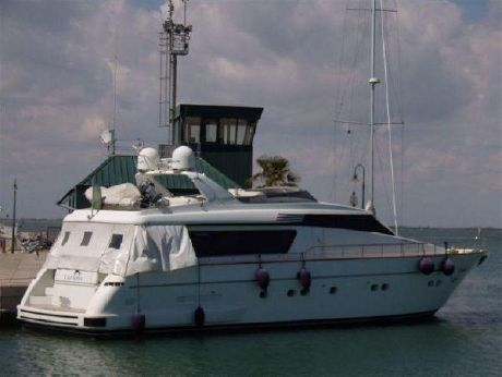 1998 San Lorenzo SL 72
