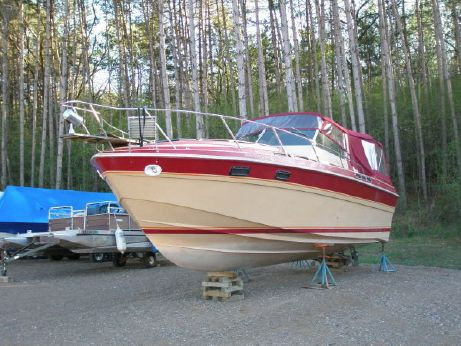 1982 Wellcraft 310 Suncruiser