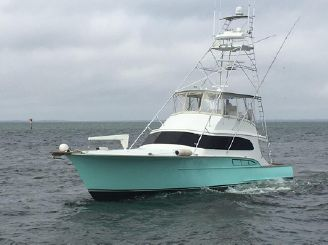 thumbnail photo 2: 1989 Buddy Davis 61 Sportfish
