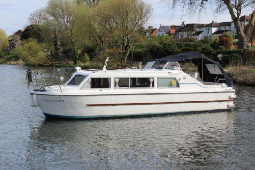 1993 Viking 28