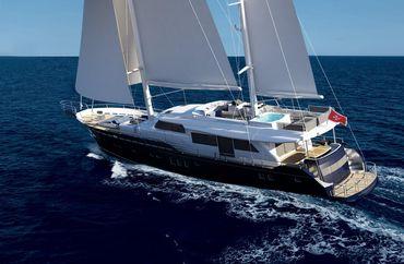 2021 Ava Yachts Elena 86
