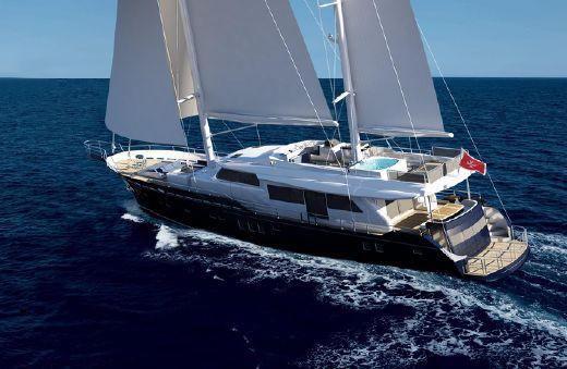2018 Ava Yachts Elena 86