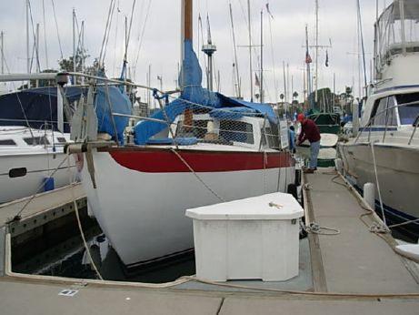 1988 30' Mason Custom Motor Yacht w/Oceanside Slip