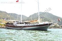 2003 Turkish Gulet 25m Traditional Gulet