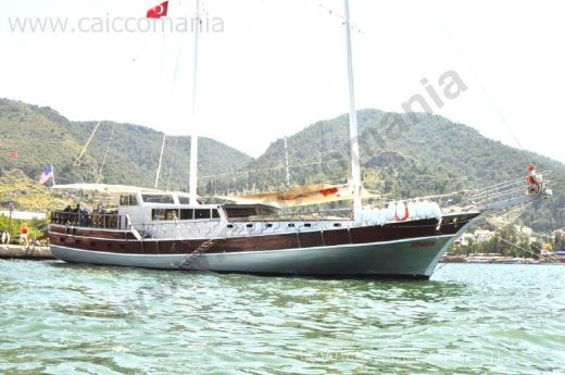 2003 Turkish Gulet 25m Traditional Gulet