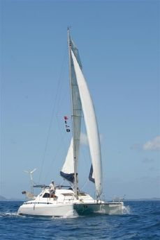 2000 Fortuna Island Spirit