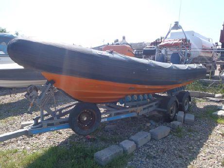 1990 Avon 6 Meter Searider RIB