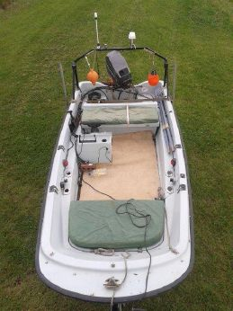 1995 Orkney Boats Dory 424