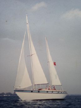 1983 Custom Steel Ketch 49 '  Steel Ketch