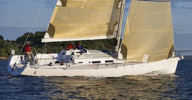 2017 J Boats J/122E Sail Boat For Sale - www.yachtworld.com