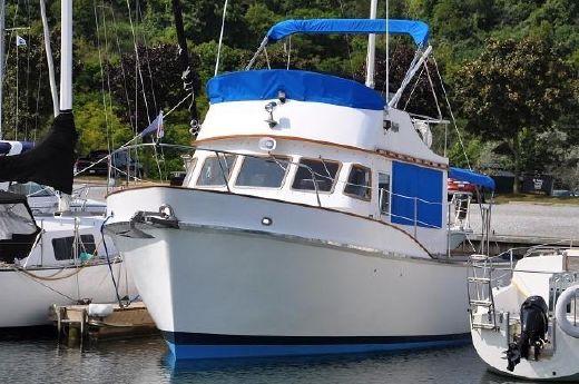 1983 Cheoy Lee 32 Classic Trawler