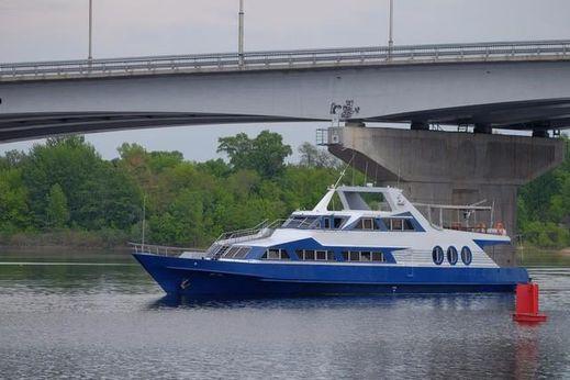 1980 Steel Motor Yacht 37 Meters
