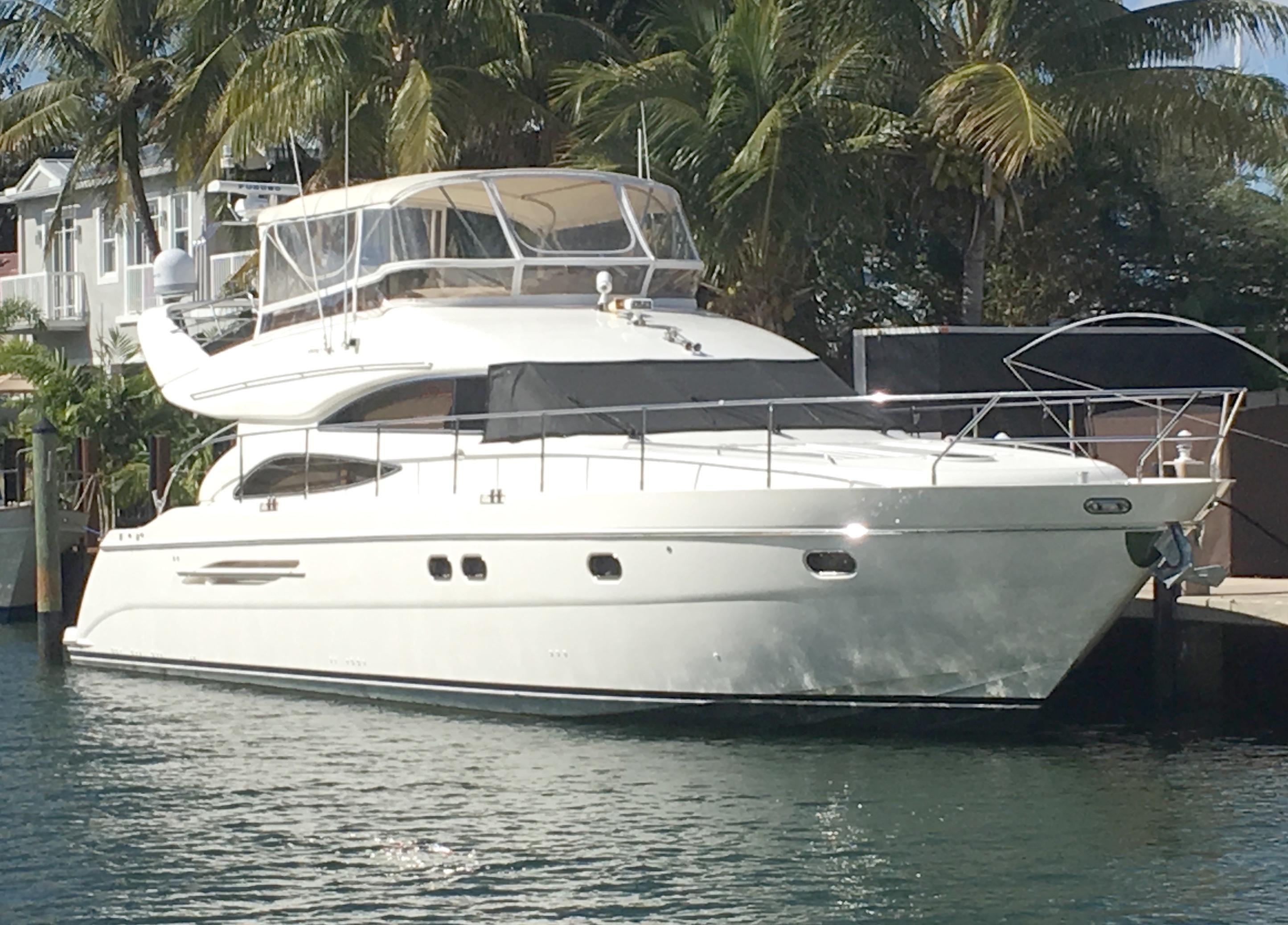 2004 viking princess 61 motor yacht power boat for sale for 85 viking motor yacht