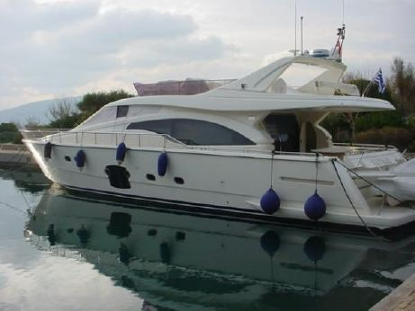 2005 Ferretti 681