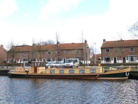 1959 Barge Live aboard