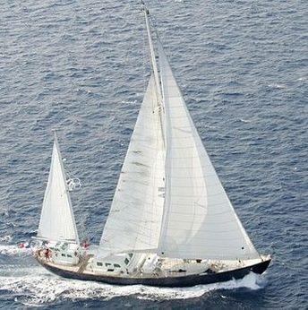 1949 Mega Sailing Yacht Converted Sailing Yacht