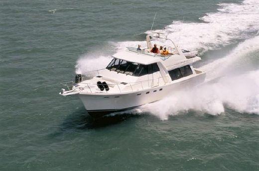 2002 Bayliner 4788 Pilothouse Motoryacht