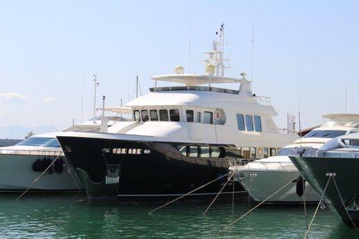 2010 Drettmann Yachts Bandido 90