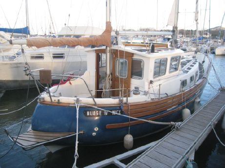 1980 Northshore Fisher 34