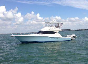 2012 Tiara 4800 Convertible
