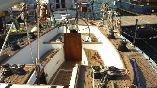 1980 Nautica Fiberglas ORCA 43