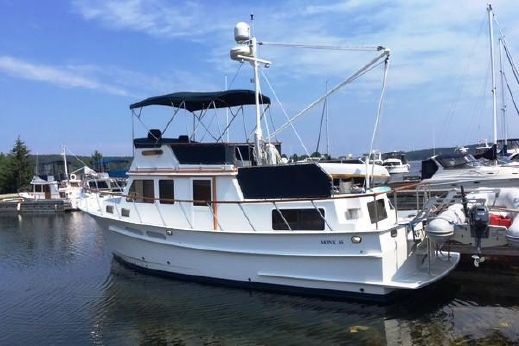 2003 Monk 36 Trawler