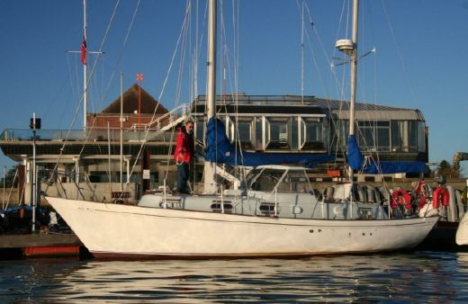 1978 Barbary Ketch