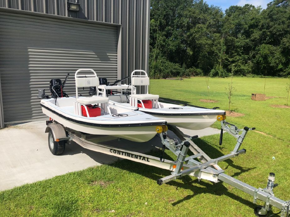 Skiffs For Sale >> 2017 Custom H Craft Skiff Power New And Used Boats For Sale