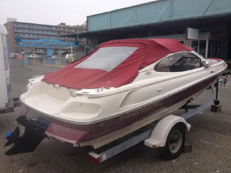 1998 Regal 1900 LSR Bowrider