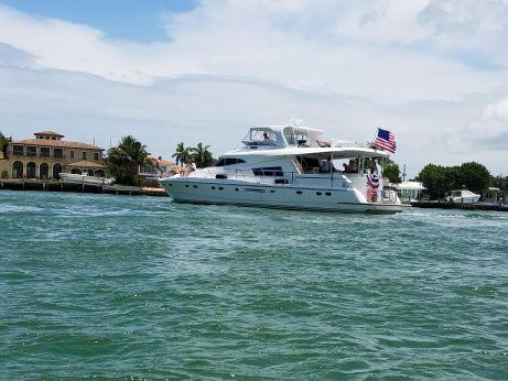 2002 Johnson Motor Yacht 70