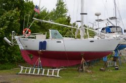 photo of  26' Frances Double Ended Flush Decked Cutter