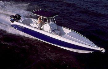 2005 Baja Marine 340 Sportfish