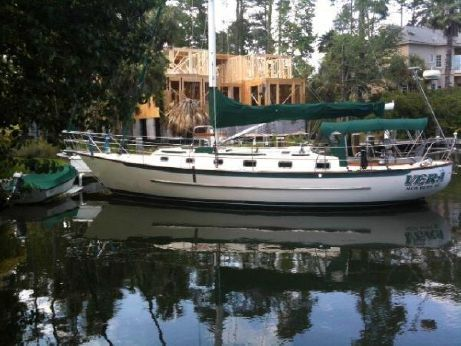 2000 Pacific Seacraft Voyage Maker