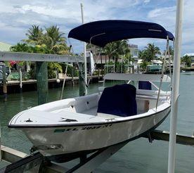 2007 Palm Beach WHITE CAP