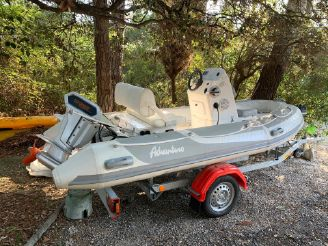 2017 Adventure TENDER TORQEEDO VESTA 380