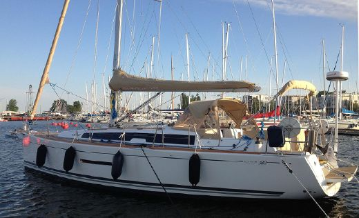 2013 Dufour 380 Grand Large