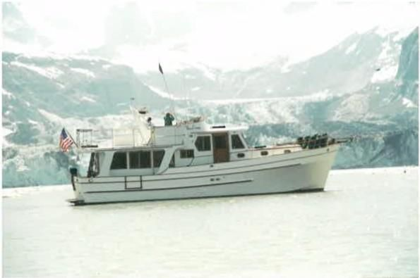 1978 chb puget trawler