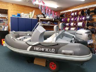 2018 Highfield Ocean Master 350